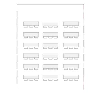 学び・交流ルーム2 配置図
